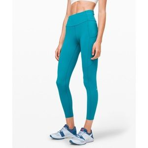 "Lululemon Fast and Free Tight 25"" *Non-Reflective"